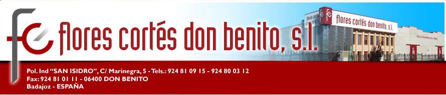 Flores Cortés Don Benito